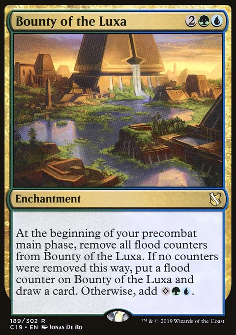 Bounty of the Luxa