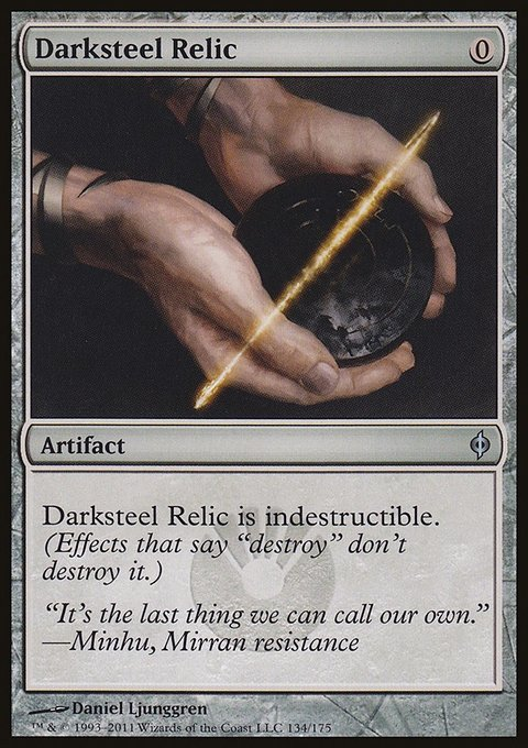 Darksteel Relic