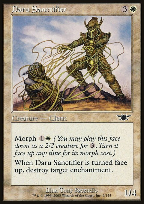 Daru Sanctifier
