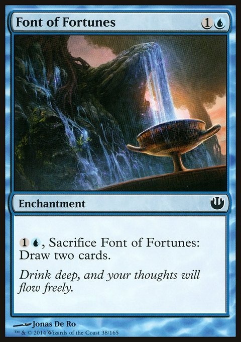 Font of Fortunes