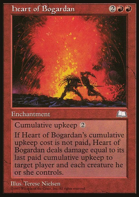 Heart of Bogardan