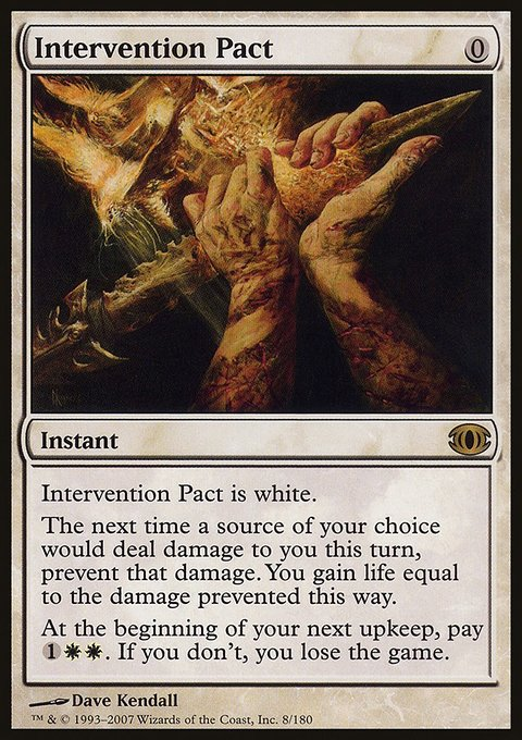 Intervention Pact