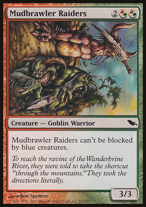 Mudbrawler Raiders