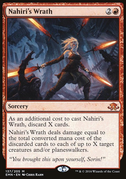 Nahiri's Wrath