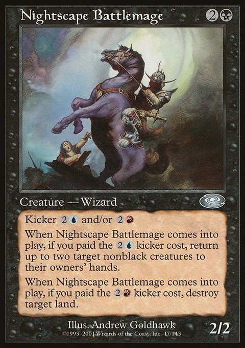 Nightscape Battlemage