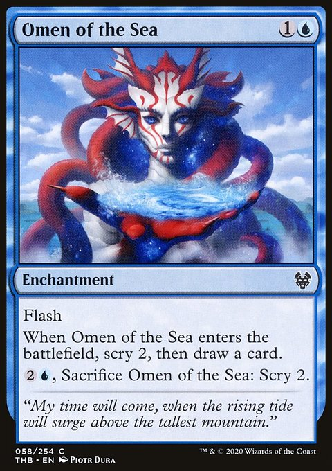 Omen of the Sea