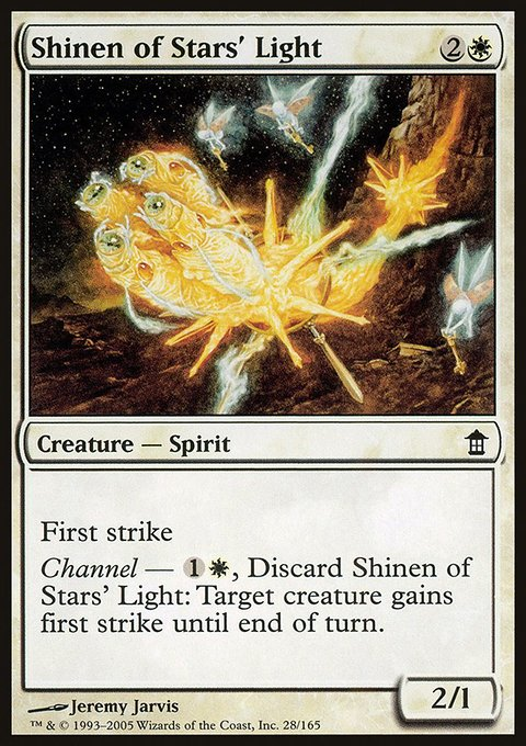 Shinen of Stars' Light