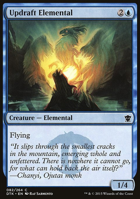 Updraft Elemental