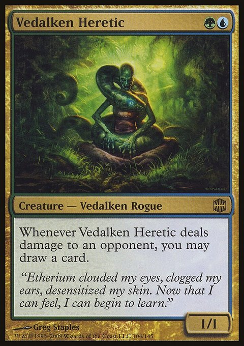 Vedalken Heretic