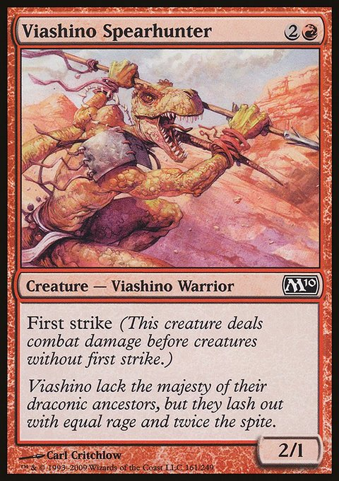 Viashino Spearhunter